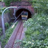 ブラタモリでJR総武線「旧御所トンネル」の探検企画