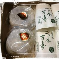 グルメ報告・その1686:赤坂松月の和菓子