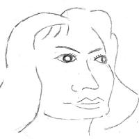 10月27日のチョコット似顔絵