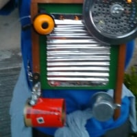 手作りウォッシュボード