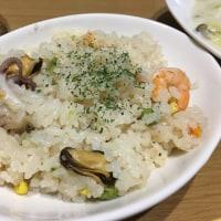 12/17 チキンと白菜のクリーム煮♪ 炊き込みシーフードピラフ♪