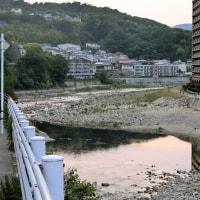 今日の「武庫川」です