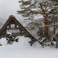 世界遺産・雪降る白川郷 17