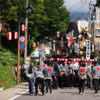「角館祭りのやま行事」がユネスコ世界遺産に登録いただきました!!296回寝ると次のお祭りです!!