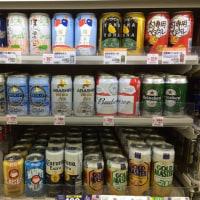 北海道のコンビニ! / Beers @