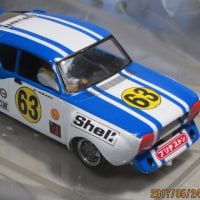 「`72富士マスターズ250キロレースとOLD NASCAR」参戦用チェリーX-1R完成