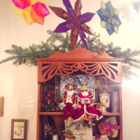 ジブリ美術館のクリスマス♪