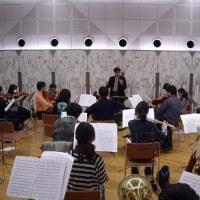 葛飾フィルの「第4回よくわかるオーケストラ」の練習(そろそろ終盤戦)