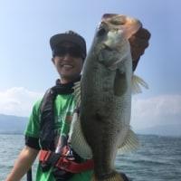 夏い琵琶湖♪♪