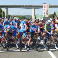 TOJ(公認国際自転車ロードレース)京都ステージ