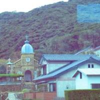 はじめての長崎ランタン祭り(^。^)y-.&世界遺産登録成るか五島列島へ(^。^)y-.。o○
