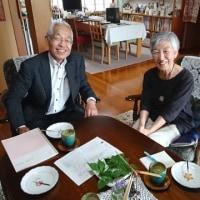 「ゲド戦記」翻訳者の清水真佐子さんと衆議院選挙に向けた市民連合テーマに意見交換