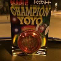 CHAMPION YOYO