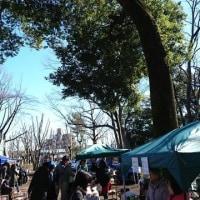2017/2/11 マーケット会場風景
