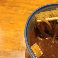 南越谷の『めいげんそ』で濃厚つけ麺大盛り!