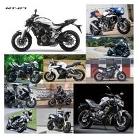 ミドルクラスという新しいオートバイのサイズ。(番外編vol.1148)