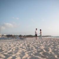 In Playa de Carmen
