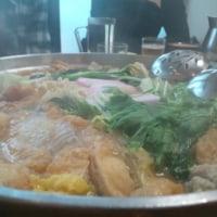 初ちゃんこ^_^塚口 相撲料理 奄美富士