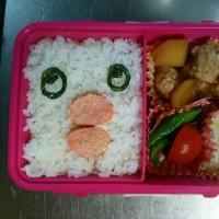 高校生のお弁当