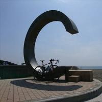 たまには自転車、江ノ島へ。