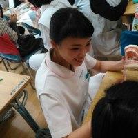 小学校に実習に行きました