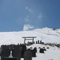 GWの御嶽山