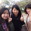 鶴見緑地公園での国際交流バーベキュー
