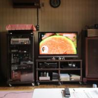 自宅システムのパワーアンプを2台化実施