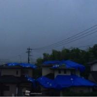 大雨で熊本県内各地に避難勧告 !!
