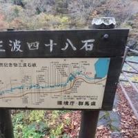 三波石峡四十八石