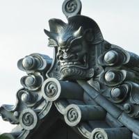 鬼瓦コレクション!・・・東大寺二月堂周辺