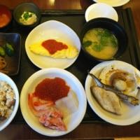 ラビスタ釧路で朝食(^^)