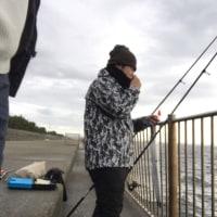 釣り人の朝は早い