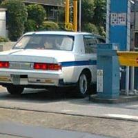 センチュリーの個人タクシー