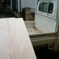 屋根裏収納スペース増床