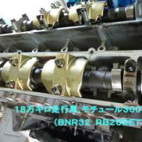 K6A エンジンオーバーホール