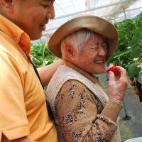 5月23日「2Fいちご狩り♪」(花組)
