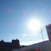 東京の今朝の天気(2月25日):晴れ