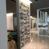 塩尻市に視察 図書館をメインにしたコミュニティ施設