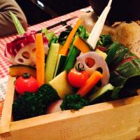 雑穀米のお弁当とイタリアンレストラン