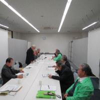 佐渡を世界遺産にする首都圏の会 理事会開催
