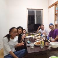 手づくりの焼き物~オトーリセット~ IN ゲストハウス 南国屋 宮古島