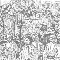 『ばらの聖女 ヴィテルボの聖ローザ』企画:デルコル神父、文:江藤きみえ 17