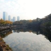 ドラマ真田丸の大阪城近況