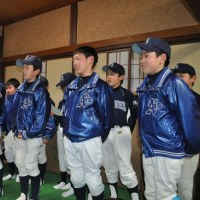 2012麻生津ヤンキース!≪6年生お別れ会≫