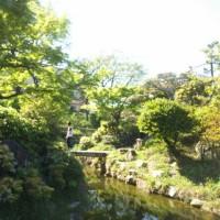 加賀屋新田会所跡を利用した加賀屋緑地