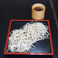 第35回蕎麦塾 ---蕎麦寿司---