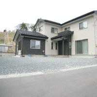 初めての住宅設計!!新築工事完成