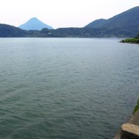 〈薩摩大使〉015:池田湖と西大山駅=2017年6月24日