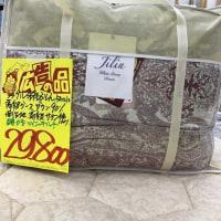 今、羽毛布団が買い時です。 渡辺